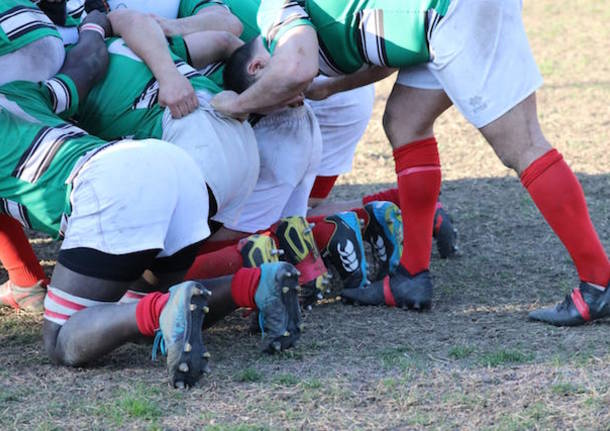 Rugby Varese – Monferrato 12-43