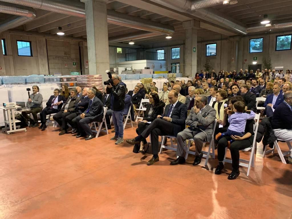 Casciago: la consegna della seconda Borsa Lavoro Dario Fantinato
