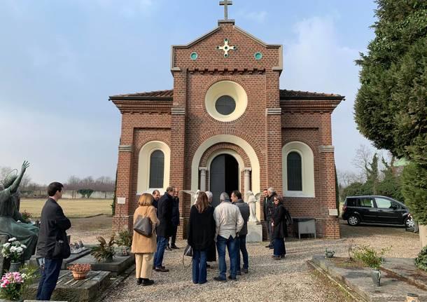 cimitero sacconago cappella