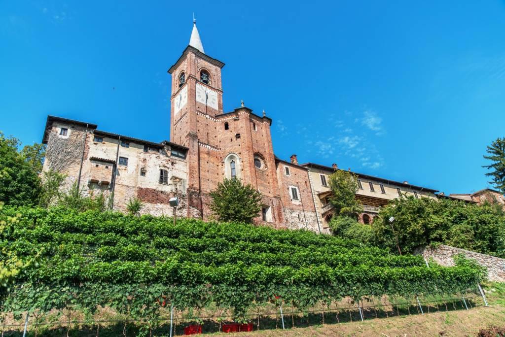 Don Antonio Mazzi presenta il vino della Collegiata 2017