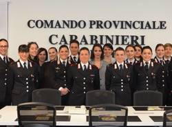donne carabiniere