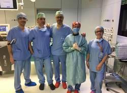 equipe urologia dotto saredi