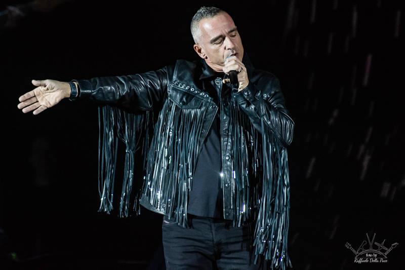 Eros Ramazzotti in concerto a Milano
