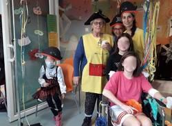 festa in pediatria a cittiglio per carnevale