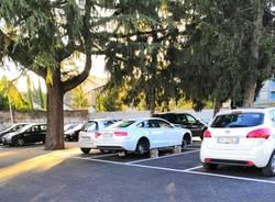 furto ruote auto parcheggio via rovereto busto arsizio marzo 2019