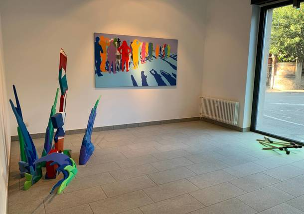 Galleria Punto sull'Arte, nuovo spazi e nuova mostra