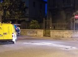 incidente via dante gallarate