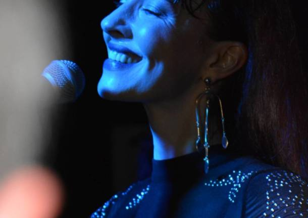 Chrysta Bell in concerto alle Cantine Coopuf