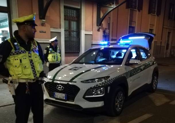 Regole di incontri di polizia