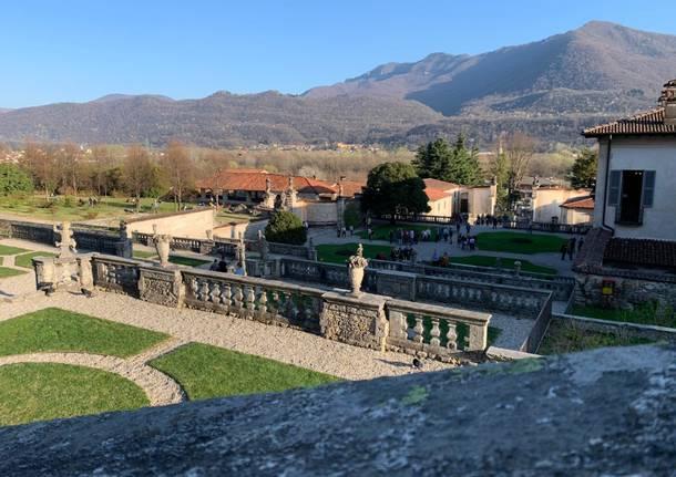 Giornate Fai di Primavera, Villa Della Porta Bozzolo