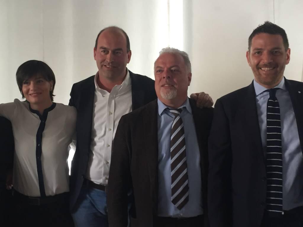 Giovanni Buzzi candidato sindaco