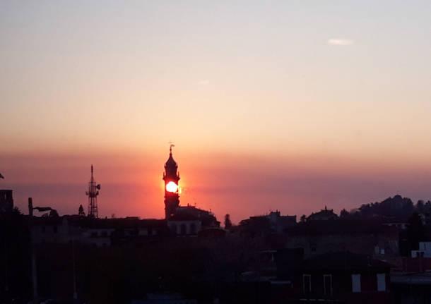 Il campanile del Bernscone - foto di Davide Castelli