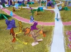 Il giardino che vorrei degli alunni della Galilei di Varese
