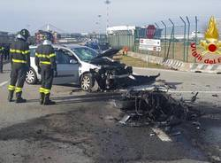Incidente mortale all'area cargo di Malpensa