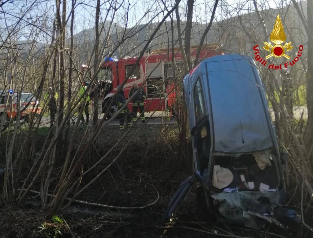 Incidente mortale Luino 24 marzo 2019