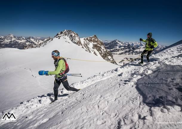 Ad Alagna la skymarathon più alta d'Europa