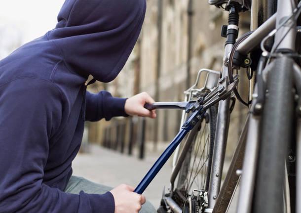 Ladro, borseggiatore, furto