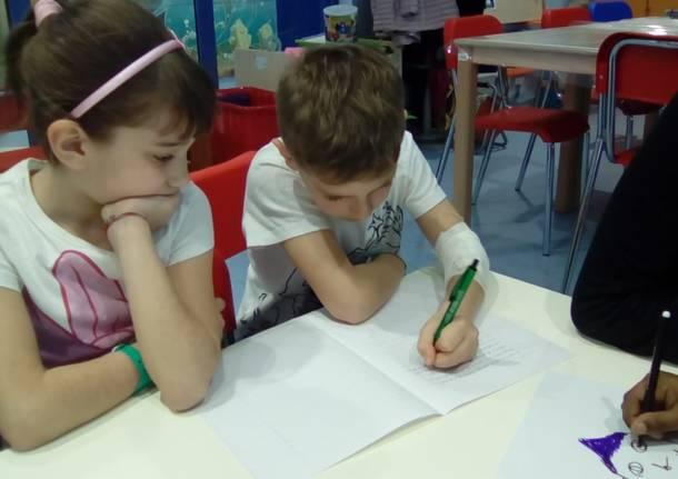 Lettere in pediatria