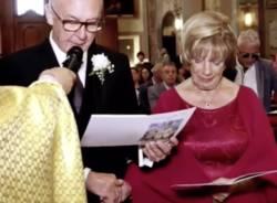matrimonio Maria ed Emilio Vanini