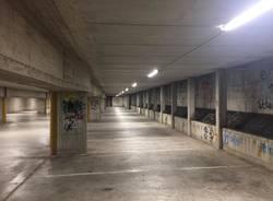 Parcheggio via Pola a Saronno