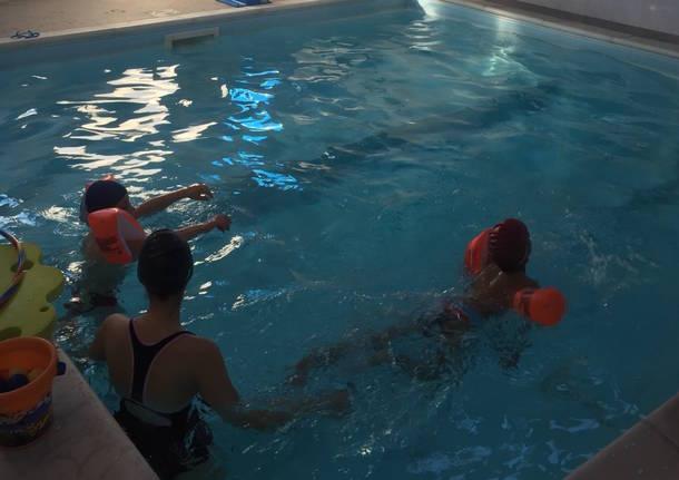 piscina centro di besozzo