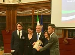 Premio Vibram a Roma