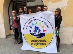 presentazione lista solidarietà e progresso paolo carlesso