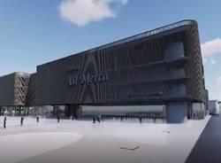 progetto trasformazione area ferrovie nord busto arsizio urbami