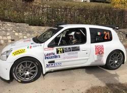 Rally dei Laghi, vetture all'assistenza