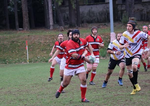 Rugby: Varese – Bergamo 10-17
