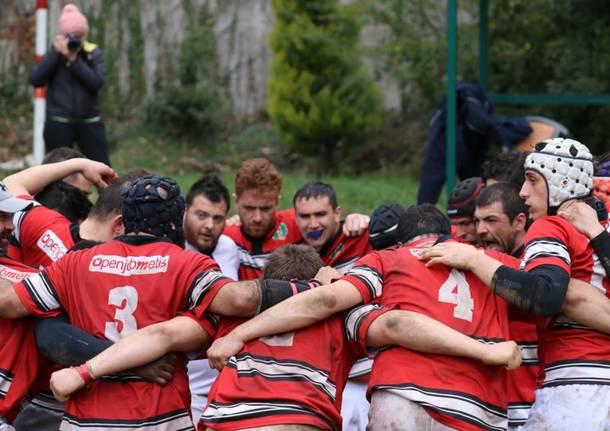 Rugby: Varese - Bergamo 10-17