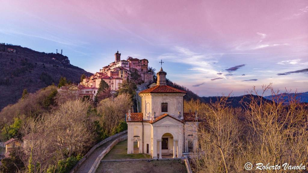 Sacro Monte rosa