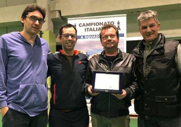 squadra scacchi città di varese 2019