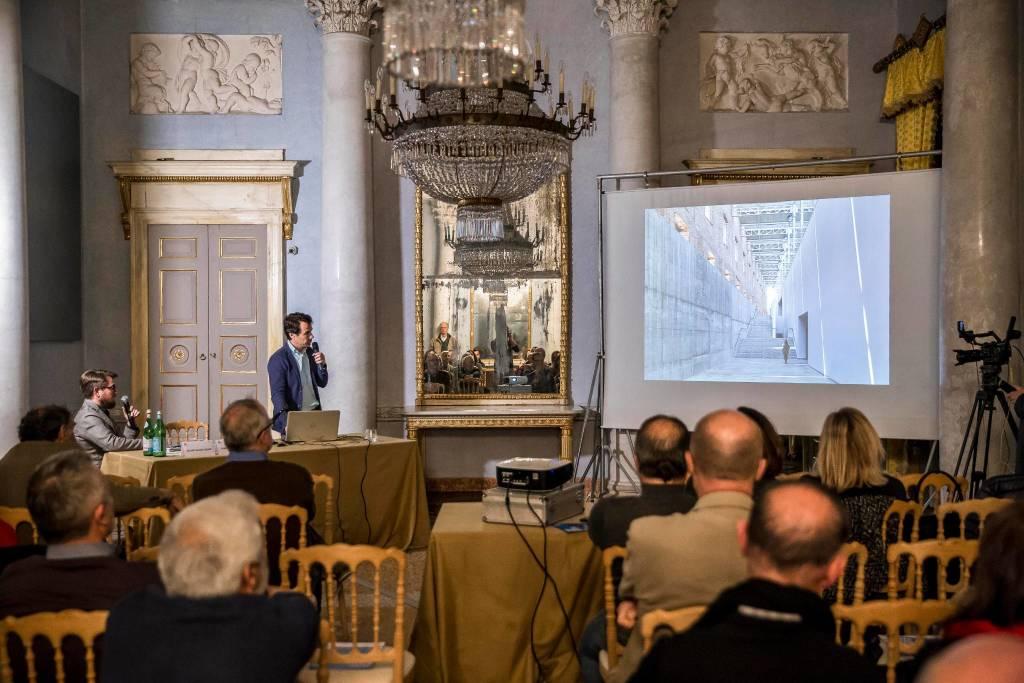 Thinking Varese: Hugo Berenguer a Villa Panza
