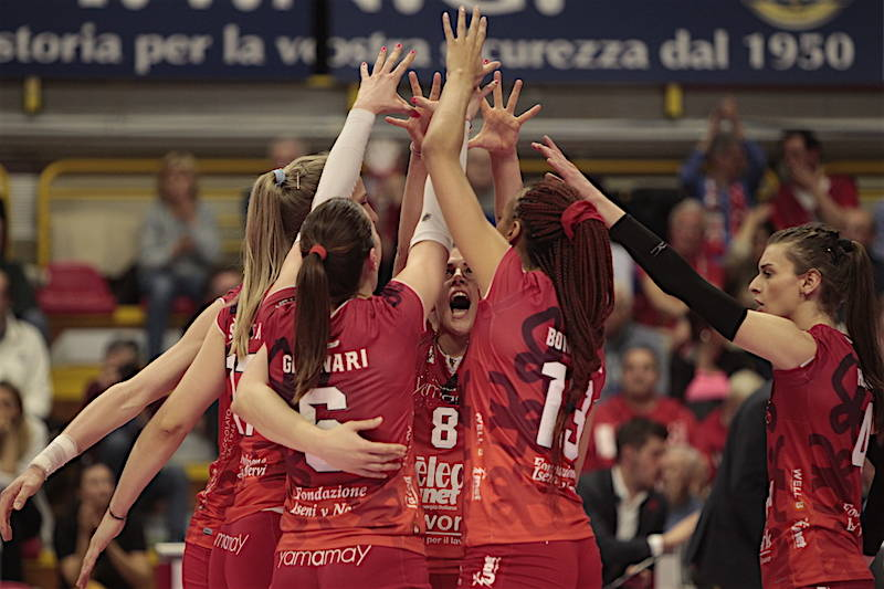 Uyba - Casalmaggiore 3-1