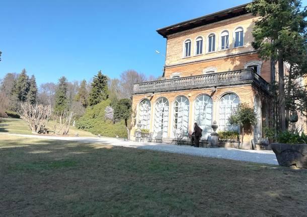 Giornate di Primavera del Fai, gita a Villa Caproni di Taliedo