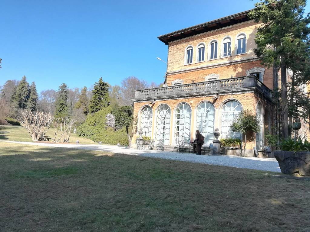 Villa Caproni di Taliedo