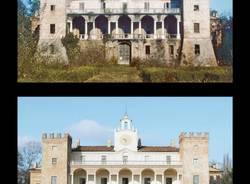 villa Medici del Vascello Dama con l'Ermellino Leonardo