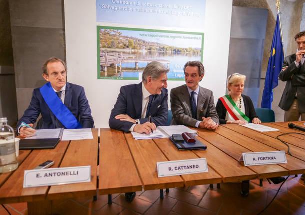 accordo quadro lago di varese
