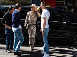 Achille Lauro incontra i fan a Varese Dischi