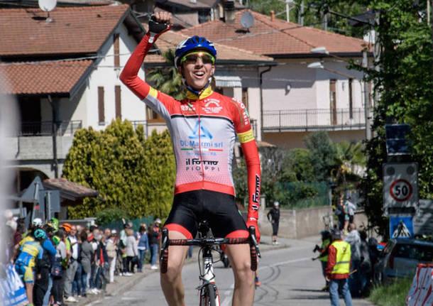 alfio bruno ciclismo piccola tre valli varesine 2019 bisuschio