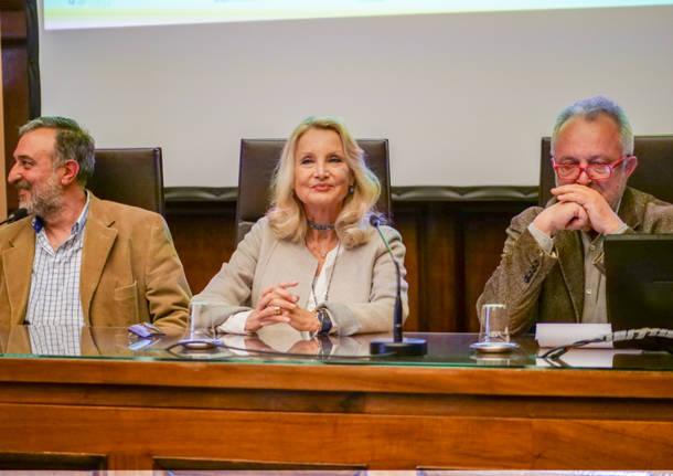 Barbara Bouchet a Varese