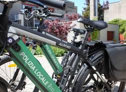 biciclette polizia locale