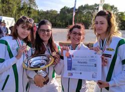 CAM Gallarate squadra femminile 2019