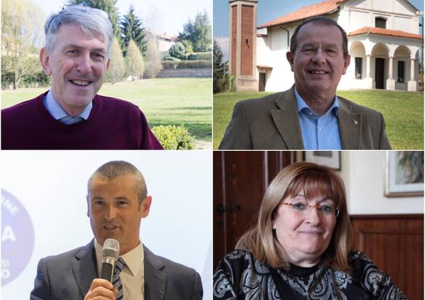 Candidati sindaco 2019