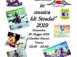 Estensi in Musica (di Strada) 2019