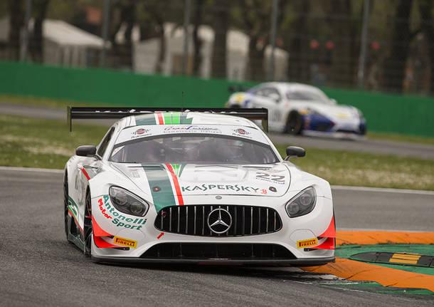 Campionato Italiano Gran Turismo 2019 - La prima tappa a Monza