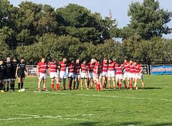 Rugby: Capoterra - Varese 30-30