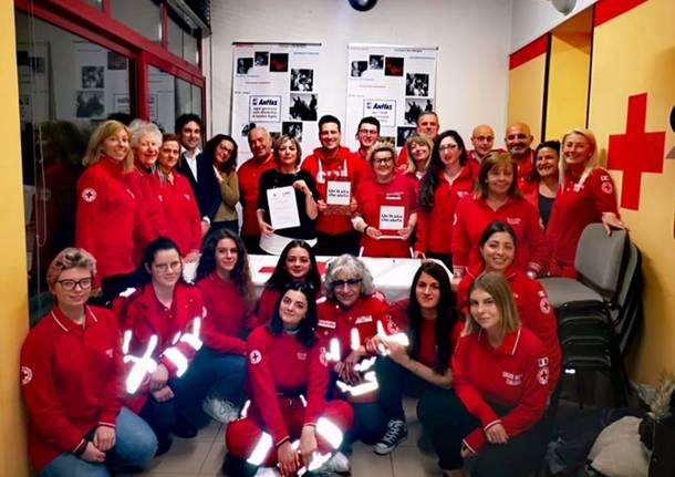La collaborazione di Croce Rossa con Anffas