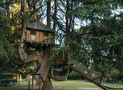 casa sull'albero fagnano olona